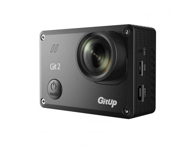Sportovní kamera GitUp™ GIT2 Oficiální distribuce!  Pro Packing s českým menu + ZDARMA GARANCE VYŘEŠENÍ REKLAMACE DO 24 HODIN