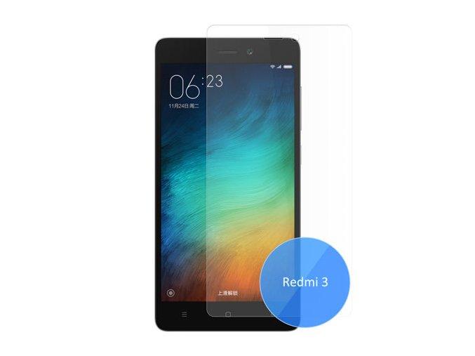 Tvrzené sklo 2.5D pro Xiaomi Redmi 3S
