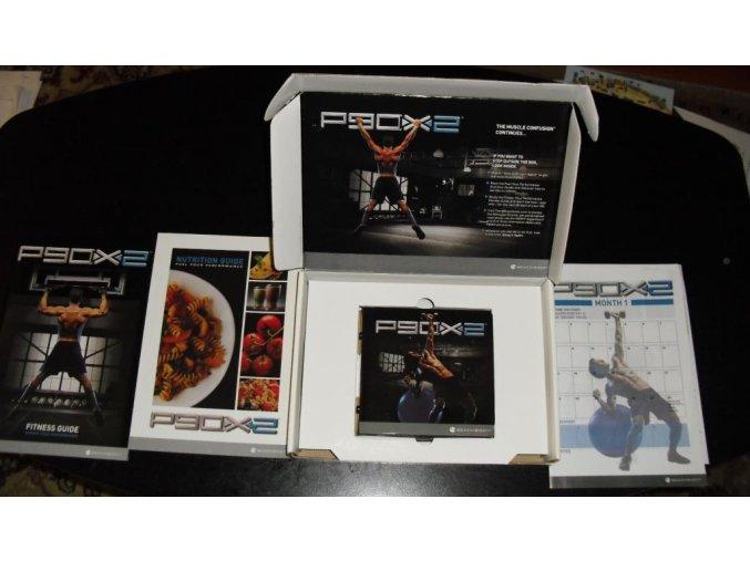 P90X2: Trénink pro kondici nové DVD