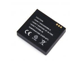 Kvalitní, originální značková Li-Ion baterie pro Xiaomi™, umožňující nahrát 90 minut videa. 3.7V, 1010mAh.