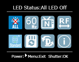 STRID_LED_ALL_OFF